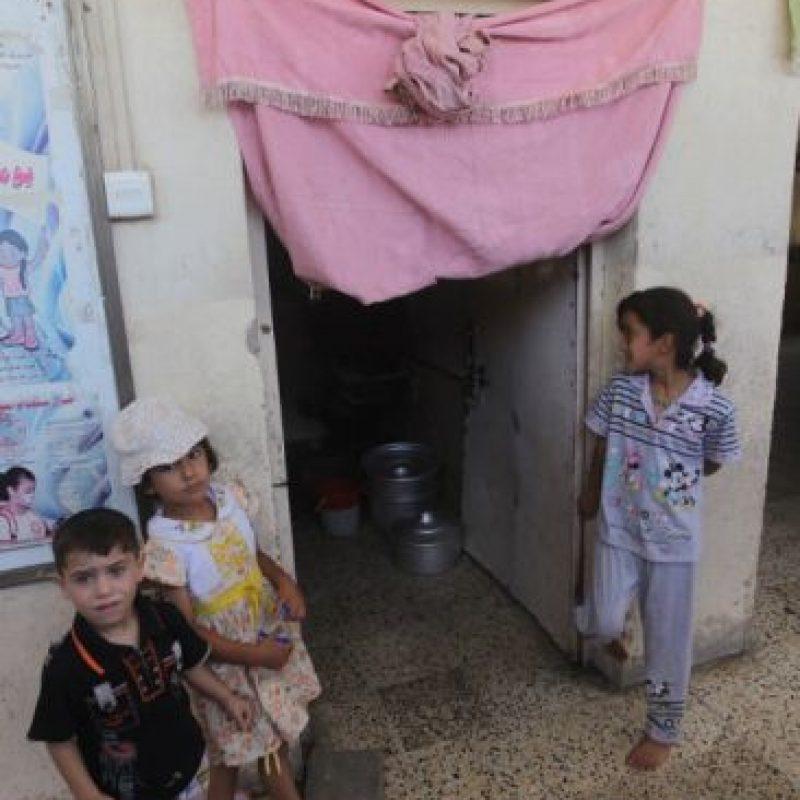 3. Estado Islámico ha perdido más del 30% controlado Foto:AFP