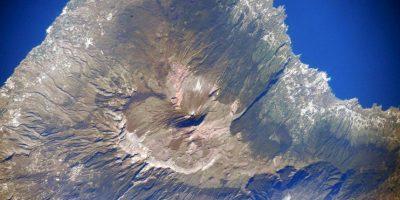 Pico de Teide, en Tenerife Foto:Facebook.com/NASA-Astronaut-Scott-Kelly