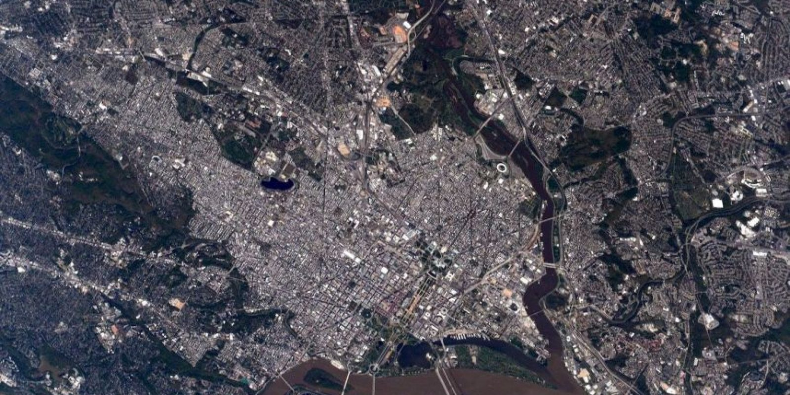 Washington DC, en Estados Unidos Foto:Facebook.com/NASA-Astronaut-Scott-Kelly