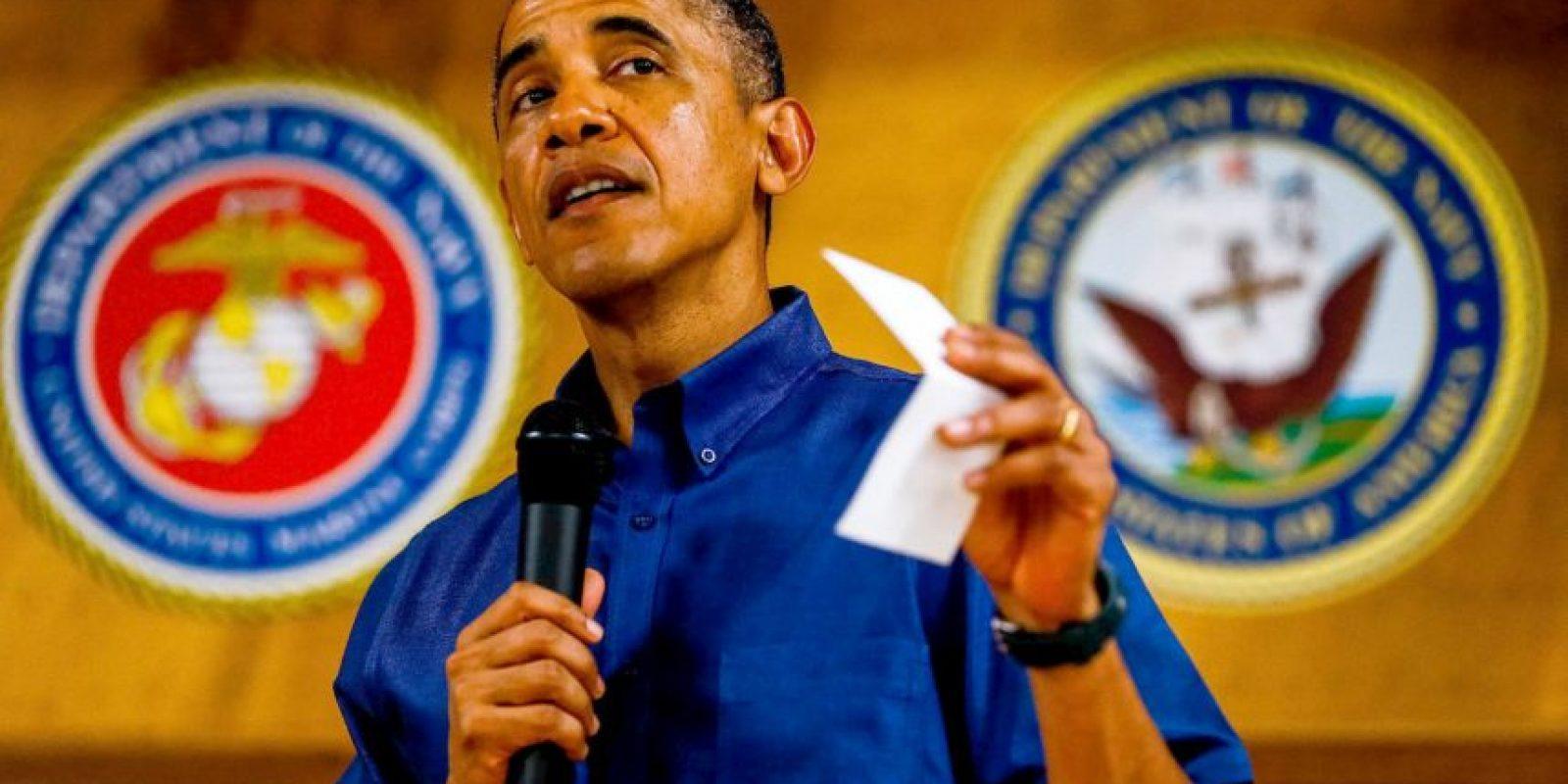 3. También dijo que quiere ayudar a los jóvenes desfavorecidos y a las familias de los militares. Foto:Getty Images