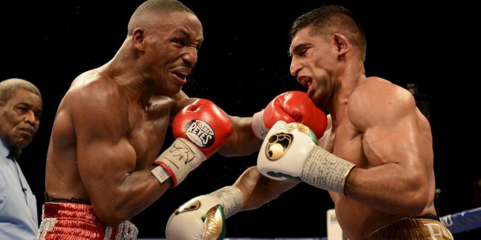 Su récord como profesional es de 33 peleas, con 30 victorias (19 por nocaut) y tres derrotas. Foto:Getty Images