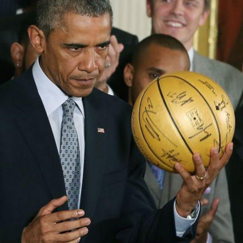 5. Asumió el cargo el 20 de enero de 2009. Foto:Getty Images