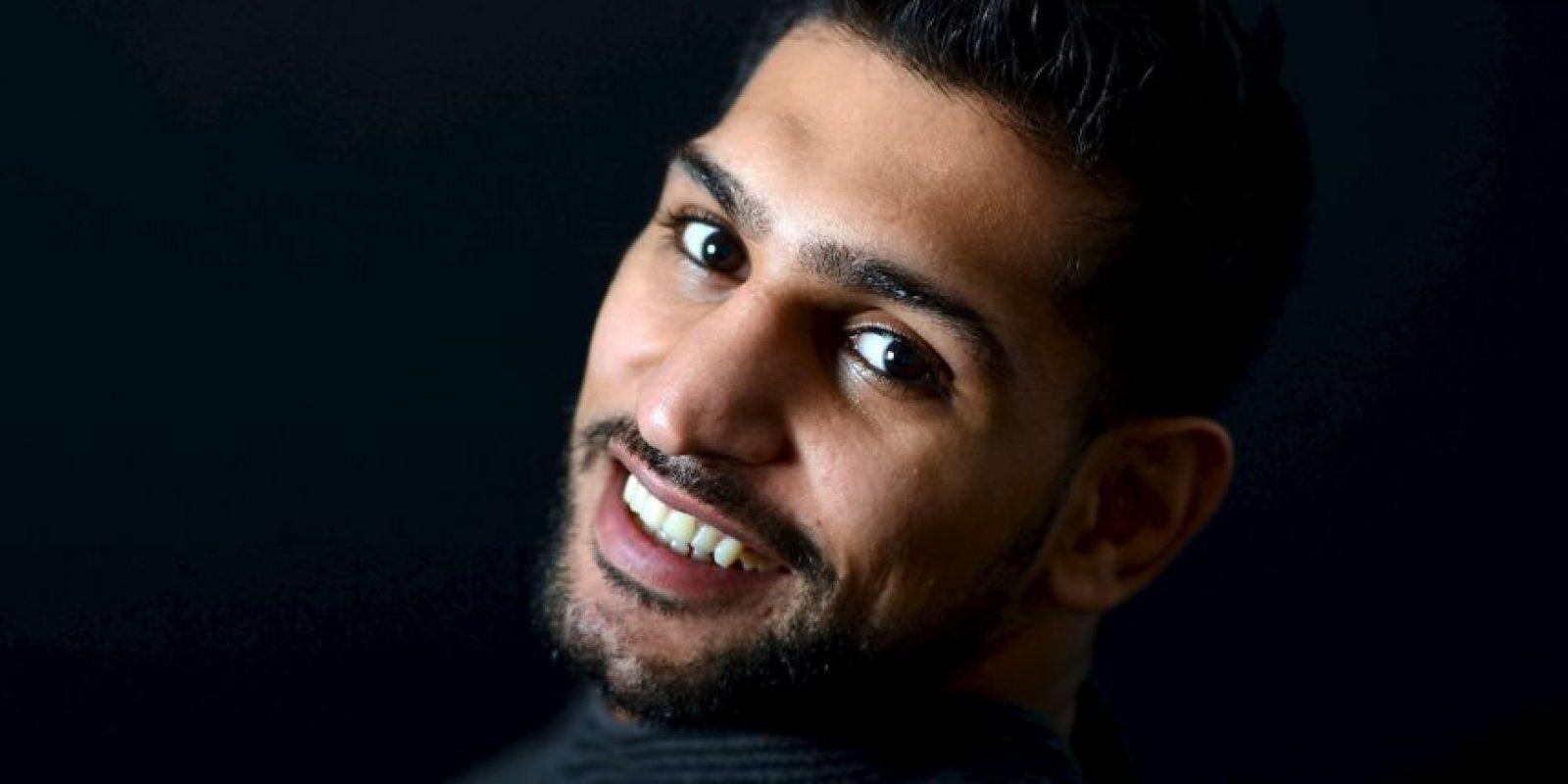 """El """"elegido"""" para la última pelea de """"Money"""" sería Amir Khan, según palabras de Floyd Mayweather padre. Foto:Getty Images"""