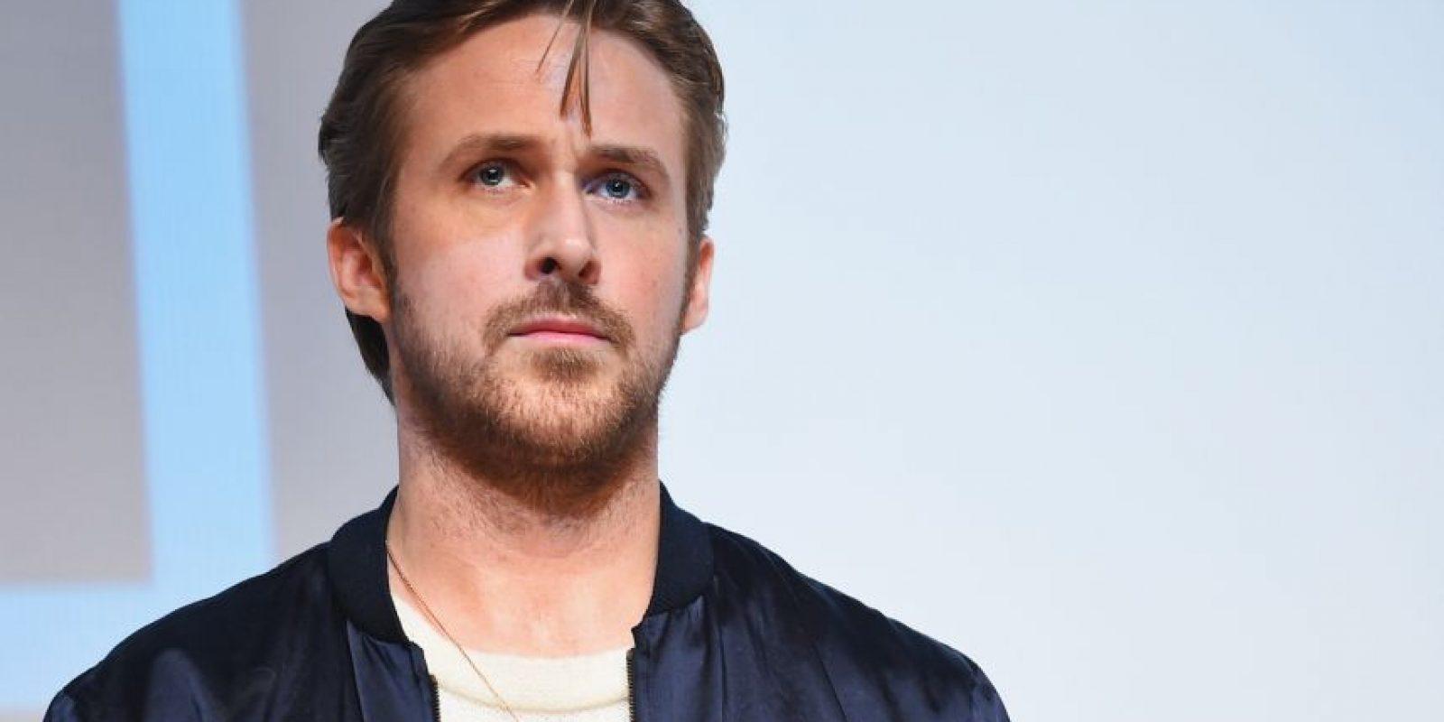 """""""La única conclusión que veo a todo esto es que Ryan Gosling responda. Aunque solo sea él comiéndose unos cereales"""", dijo. Foto:Getty Images"""