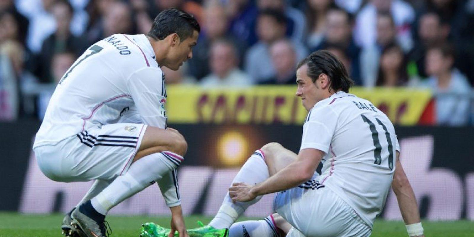 El galés Gareth Bale podría iniciar el encuentro en Italia con el Real Madrid. Foto:Getty Images