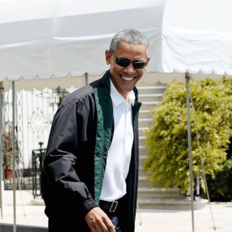 1. El presidente indicó que luego de su mandato quiere alejarse de la vida pública. Foto:Getty Images