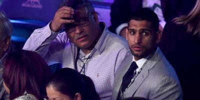 Khan es un boxeador de 29 años, nacido en Manchester, Inglaterra. Foto:Getty Images
