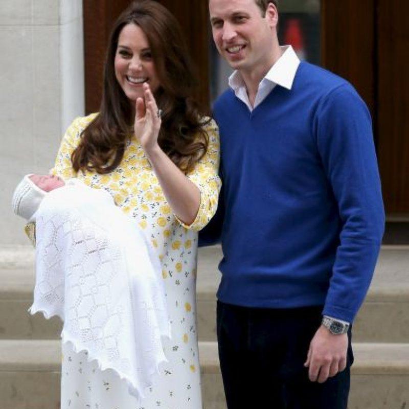 El duque de Inglaterra espero hasta que la reina Isabel II aprobara el nombre antes de hacerlo público. Foto:Getty Images