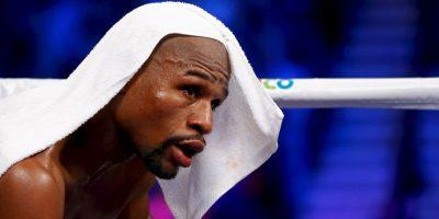 """Mayweather quiere un rival fácil en su última pelea y él será el """"elegido"""""""