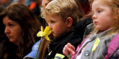 9. No permitan que personas extrañas fotografíen a sus hijos. Foto:Getty Images