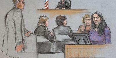 Los otros testigos declararon a Dzhokhar Tsarnaev como una persona de buen corazón. Foto:AP