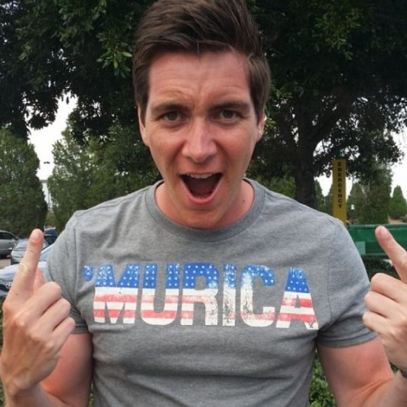 James Phelps Foto: Vía instagram.com/jamesphelps_pictures