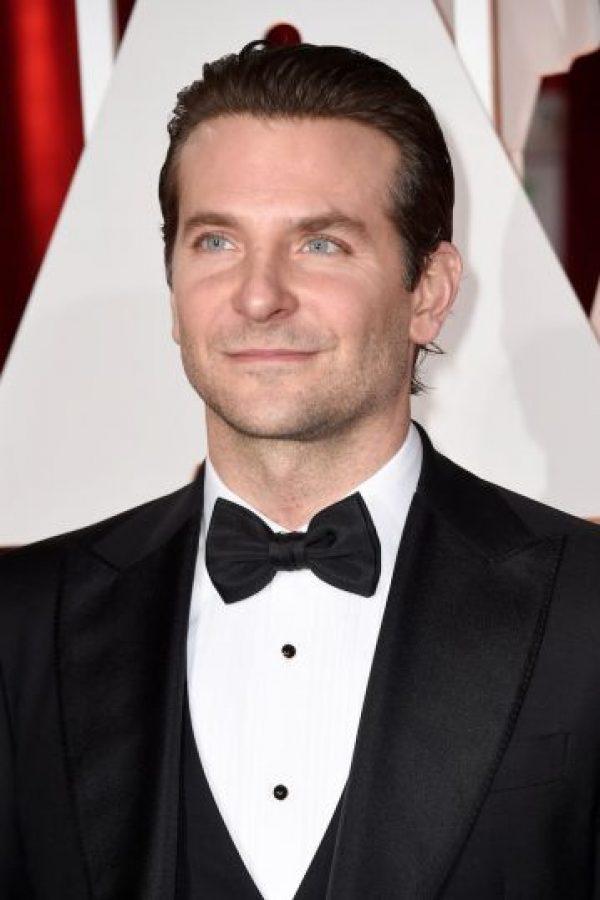 Bradley es el tercer actor mejor pagado según la revista Forbes Foto:Getty Images