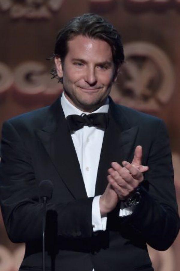 """Bradley fue nominado en tres ocasiones al Oscar por su trabajo en """"American Hustle"""", """"American Sniper"""" y """"Silver Linings"""". Foto:Getty Images"""