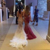 El famoso duelo de derrières entre J.Lo y Kim Kardashian Foto:Instagram/Kimkardashian