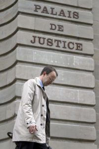 El fiscal Yves Bertossa Foto:AFP