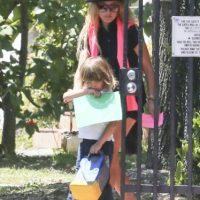 La mexicana vive en Miami con su hijo Andrea Foto:Grosby Group