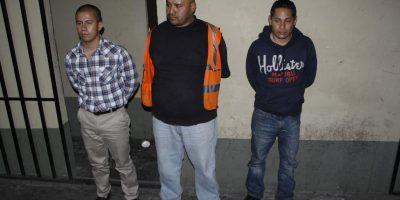 Querían rescatar a asaltante y son detenidos