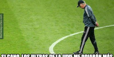 Los pensamientos de Carlo Ancelotti previo al duelo… Foto:memedeportes.com