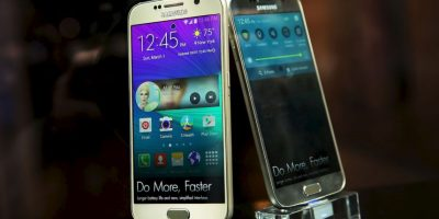 24 de abril se puso a la venta el Samsung Galaxy S6 Foto: Getty Images