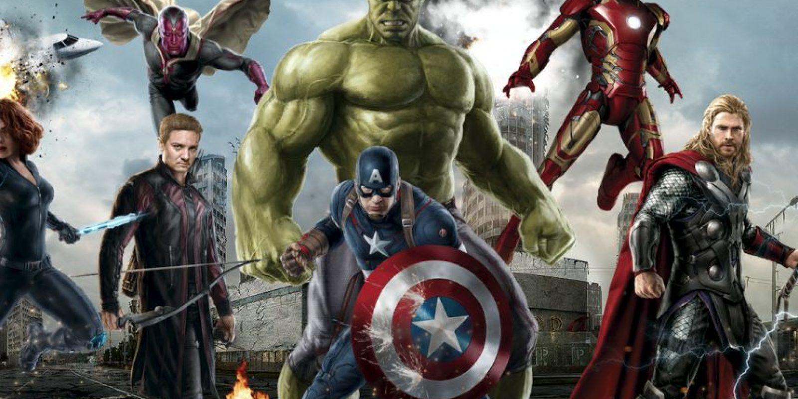 También verán la capacidad de liderazgo y la importancia de cada uno en el equipo para películas e historias posteriores. Foto:vía Marvel