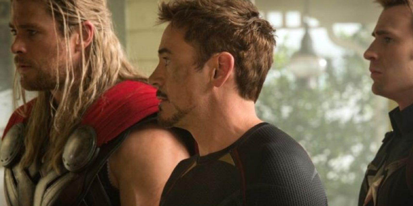 """También lo que se gestará en el equipo y que llevará a las posteriores películas de """"Los Vengadores"""". Foto:vía Marvel"""