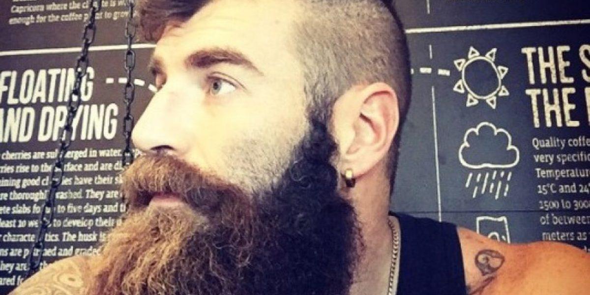 Estudio revela impactante dato de microbios en la barba