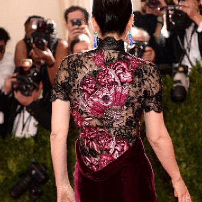 Su espalda lo dice todo. Foto:vía Getty Images