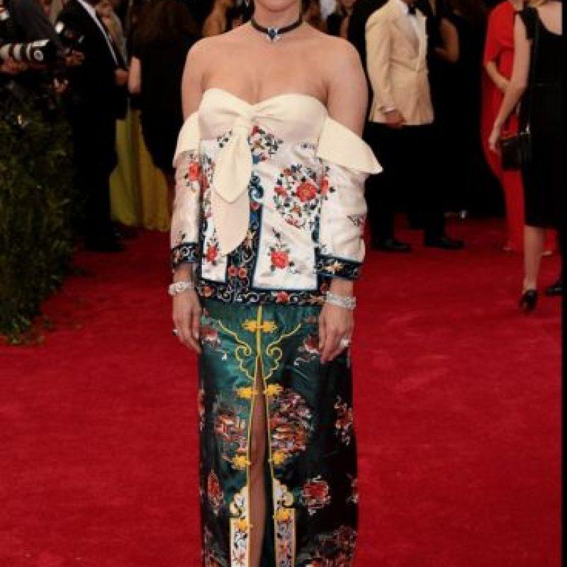 Chloé Sevigny y su eterna falta de elegancia. Foto:vía Getty Images