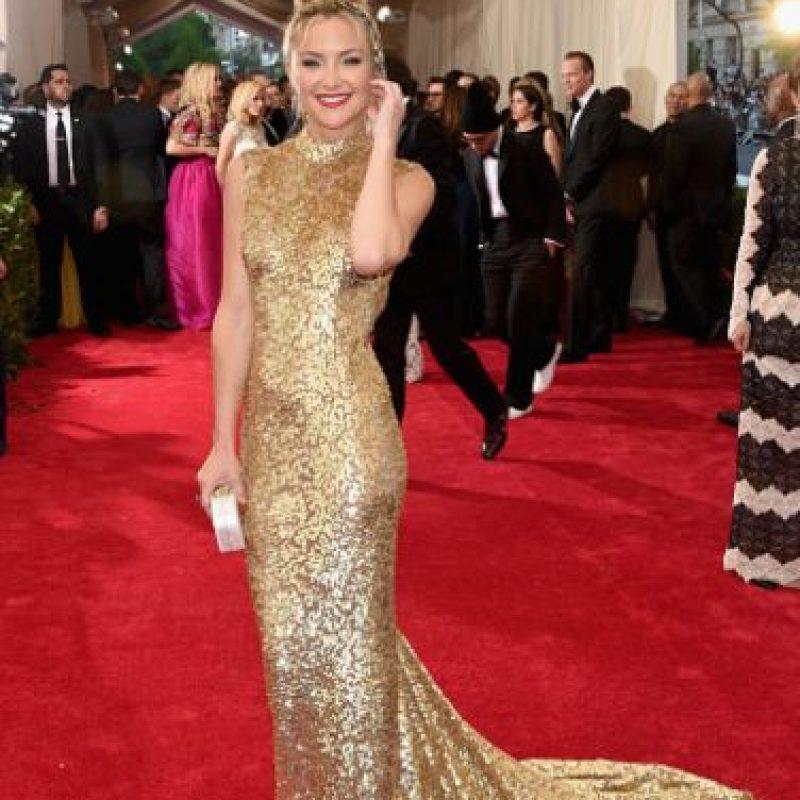 Ella sabe qué es majestuosidad Foto:vía Getty Images