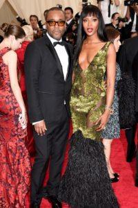 """Naomi Campbell, ¿qué es """"chino"""" en todo esto? Foto:vía Getty Images"""