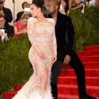 Kim Kardashian creyó impactar. Foto:vía Getty Images