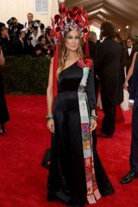 Oh, Internet. Ten piedad por esta apasionada de la moda. Foto:vía Twitter