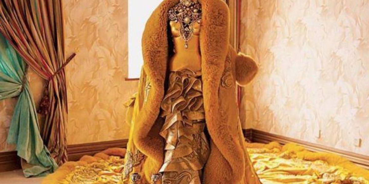 FOTOS: ¡Sin piedad! Así se burlaron del vestido de Rihanna en la Gala del MET