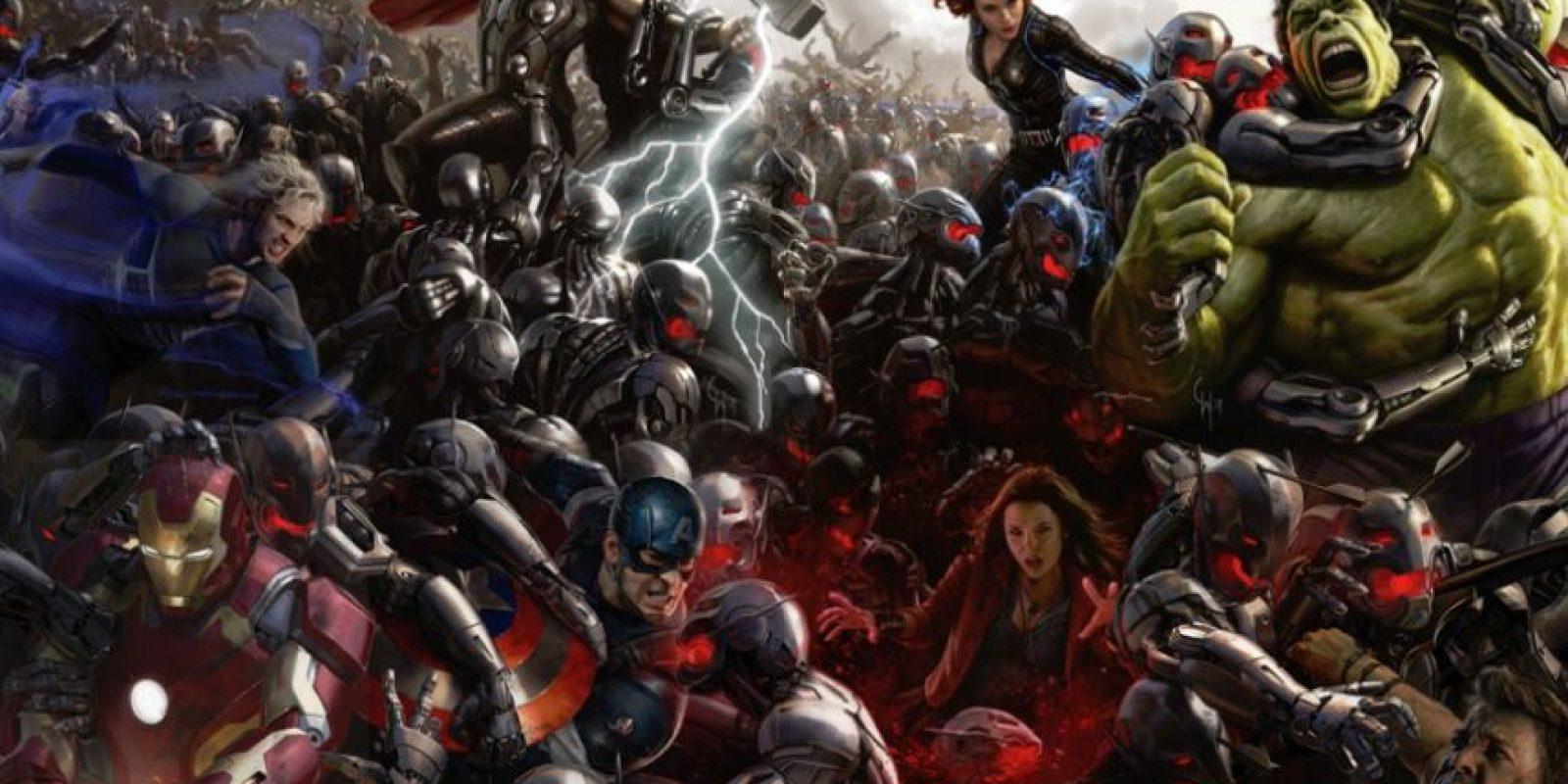 """Como saben, las películas del universo cinemático Marvel están interconectadas. Por eso, les daremos unas pistas de lo que encontrarán en """"Los Vengadores 2"""" sin revelarles nada de la trama. Foto:vía Marvel"""