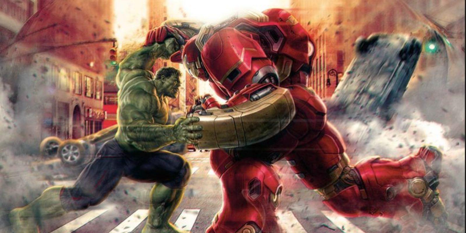 """La trama se revela en un lugar de vital importancia. Para saber por qué, tienen que verse los últimos capítulos de """"Marvel Agent´s Of S.H.I.E.L.D"""". Foto:vía Marvel"""