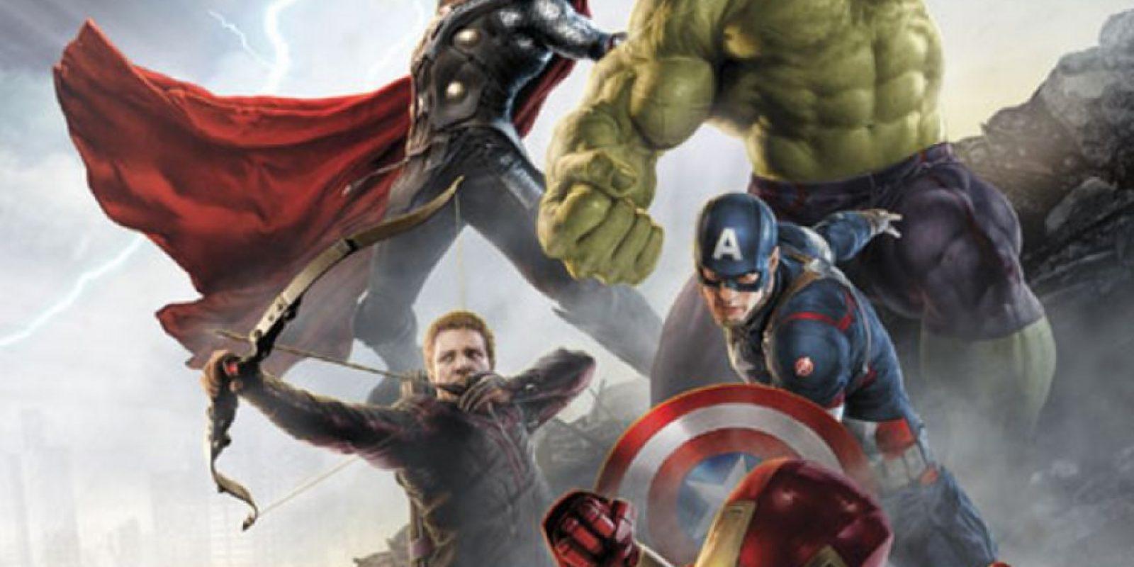 """Hablando de S.H.I.E.L.D, tienen que ver la serie, de nuevo, y también """"Capitán América: el Soldado de Invierno"""", para entender qué pasó con la agencia. Foto:vía Marvel"""