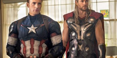 "Si también se han visto ""Agente Carter"" entenderán qué le pasa al ""Capitán América"" en esta película. Foto:vía Marvel"