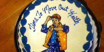"""La que le quiere dar un mensaje: """"Es hora de mudarse, Keith"""". Foto:vía Imgur"""
