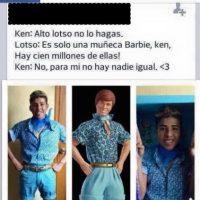 """El """"Ken"""" de """"Toy Story"""". Foto:vía Facebook"""