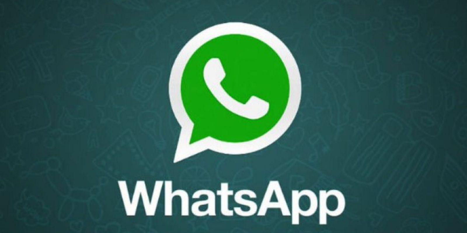 1) No pueden ver cambios en foto de perfil ni estados Foto:WhatsApp