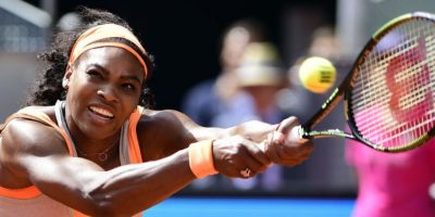 Serena sufre ante Azarenka