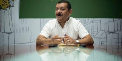 Antonio Coro, candidato a la alcaldía capitalina por Líder