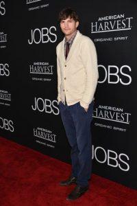 """El actor reemplazó a Charlie Sheen en la exitosa comedia de situación estadounidense """"Two and a Half Men"""". Foto:Getty Images"""