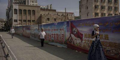 Xinjiang, es una subdivisión administrativa de la República Popular China. Foto:Getty Images