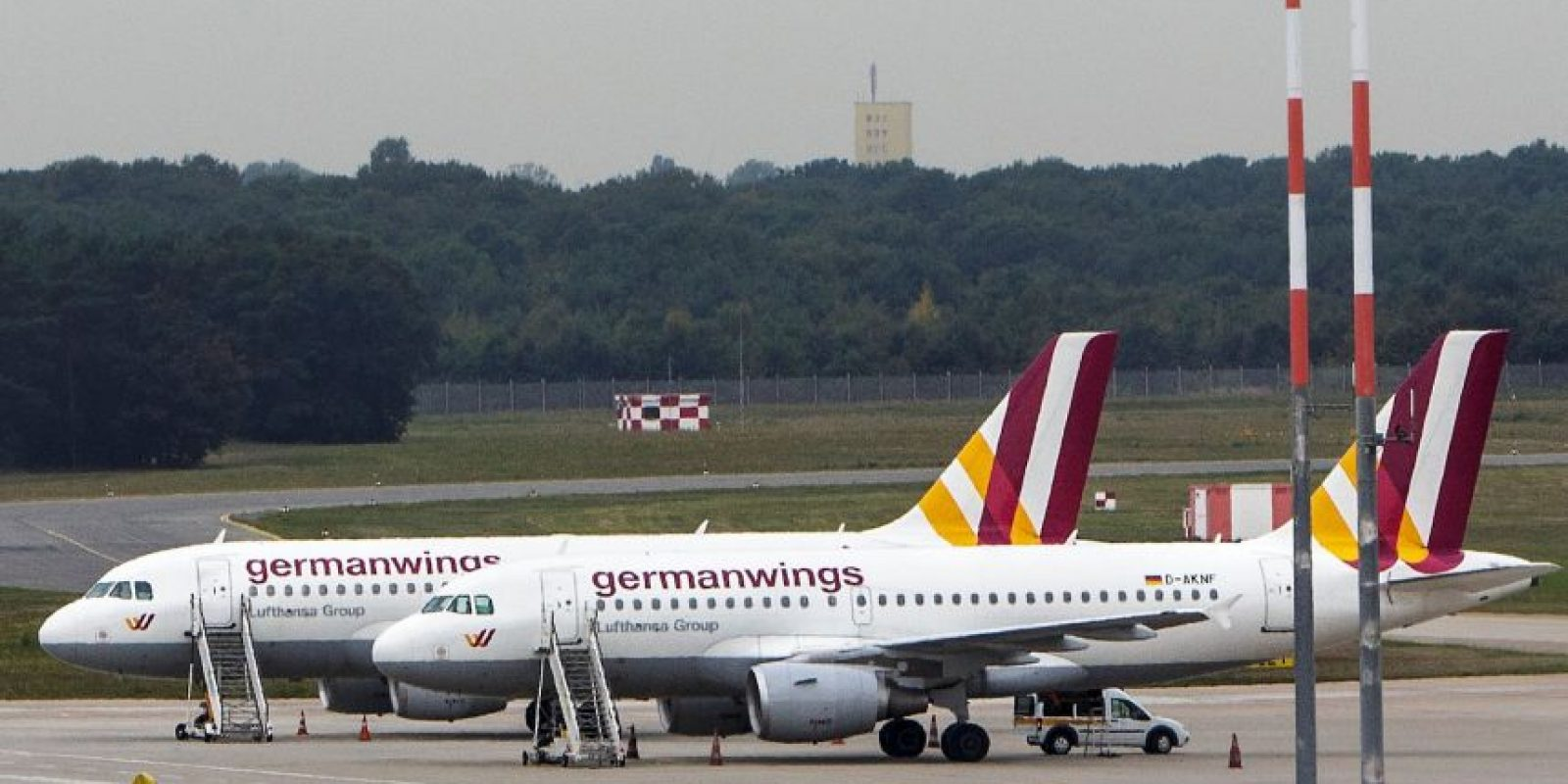 Andreas Lubitz estrelló un Airbus 320 contra los Alpes franceses con dirección Barcelona y Düsseldorf. Foto:Getty Images