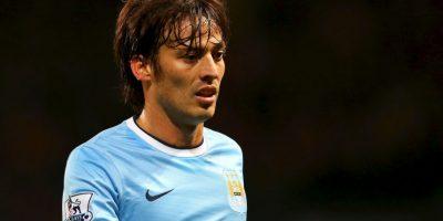 David Silva es un futbolista español de 29 años. Foto:Getty Images