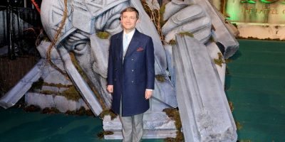 """Es mejor conocido por interpretar a """"Bilbo Bolson"""" en la trilogía de """"El Hobbit"""". Foto:Getty Images"""