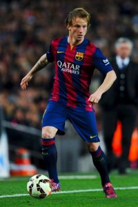 Ivan Rakitic, volante por derecha Foto: Getty Images