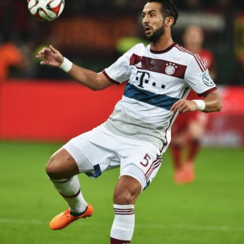Y Mehdi Benatia Foto: Getty Images